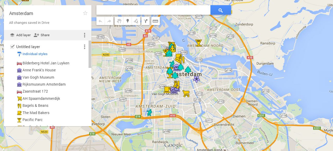 Maps Amsterdam Best World Yet