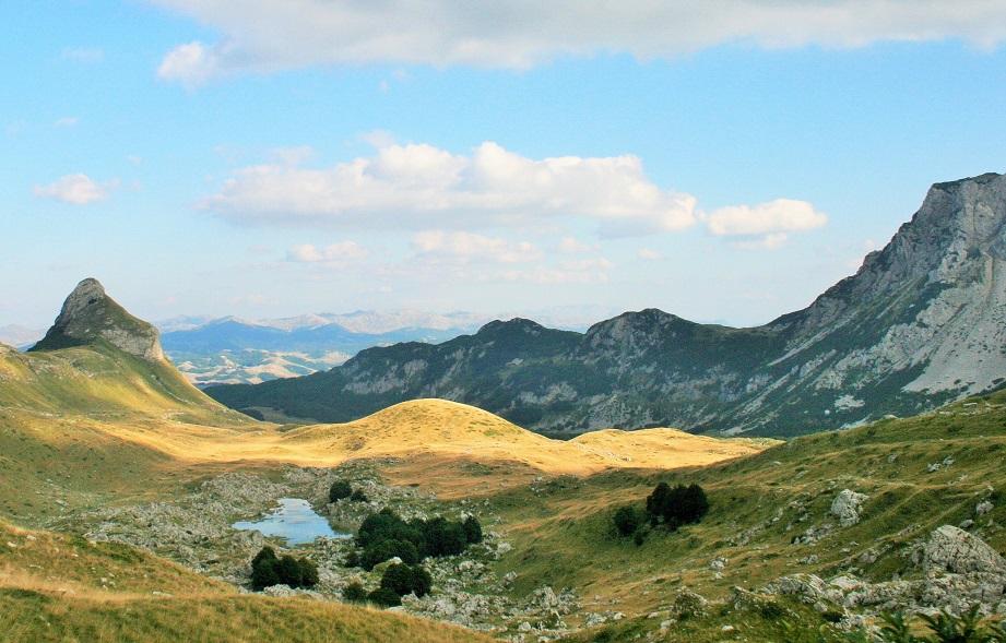 Montenegro Road Trip - Durmitor National Park - Sedlo Mountain Pass