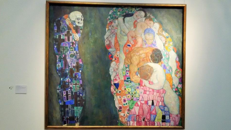 Gustav Klimt - Leopold Museum - Vienna, Austria