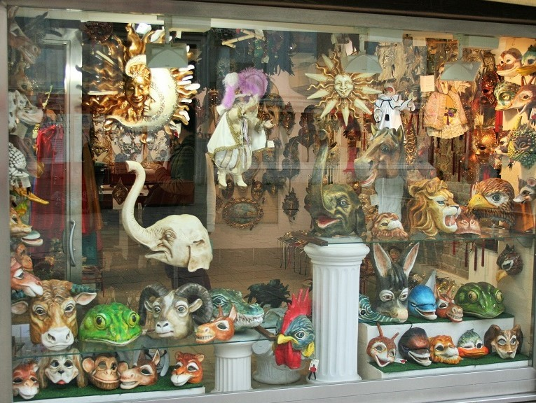 Venice, Italy - Carnevale Masks