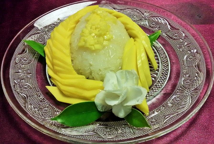 Thailand - Mango Sticky Rice