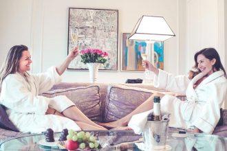Copenhagen Luxury Guide - The Ultimate Girls Weekend starts at Hotel D'Angleterre Copenhagen!