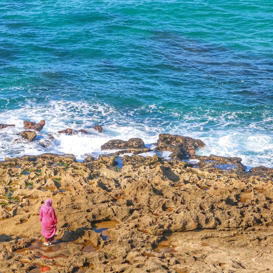 Tangier, Morocco Travel Guide: We recommend hiring a guide for at least one day to visit Tangier's beaches, the camels, the Cave of Hercules and Parc Perdicaris park. It's the perfect introduction to a beautiful side of Tangier that lies just outside of the main port.