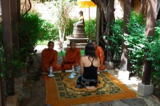 Six Blessings of Siem Reap